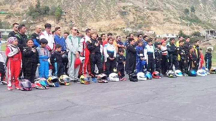 El Rotax Max Challenge se corre este fin de semana en Guayaquil
