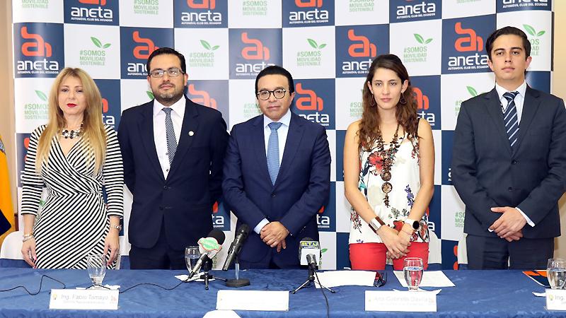 ANETA presentó el programa oficial del XXI Congreso Americano FIA