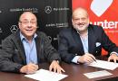 Hunter y Autolider Ecuador firmaron alianza estratégica