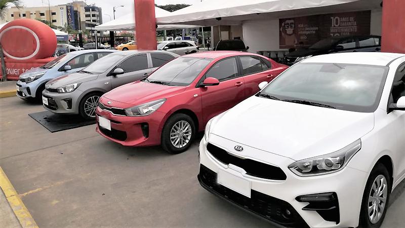 Expomotores se desarrolló en Machala de la mano de Kia Motors