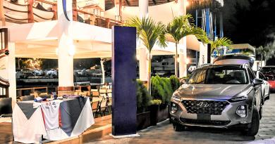 """Hyundai en el """"Torneo de pesca menor» del Salinas Yacht Club"""