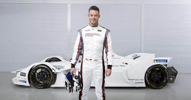 El alemán André Lotterer será piloto del equipo Porsche de Fórmula E
