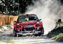 Las estrellas del WRC en Goodwood