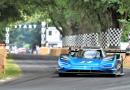 Más rápido que un Fórmula 1: Nuevo récord del Volkswagen ID.R