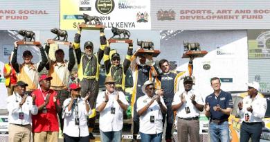Gran paso del Safari Rally Kenia hacia el WRC
