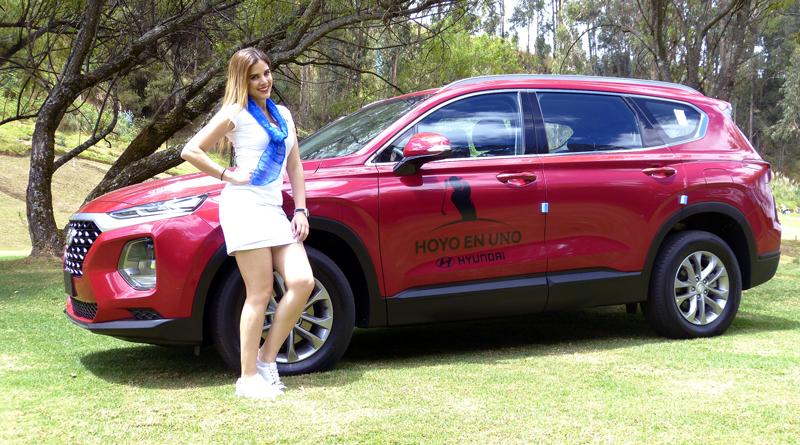 Hyundai estuvo en el Campeonato de Golf Mid Amateur 2019