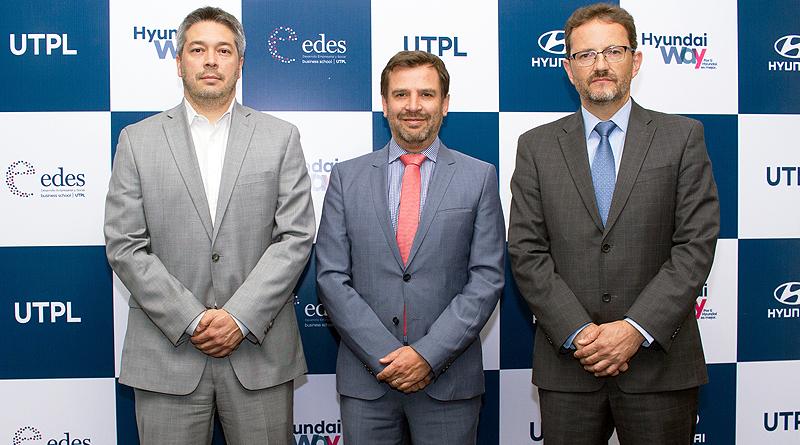 Hyundai y la UTPL forman asesores comerciales del futuro