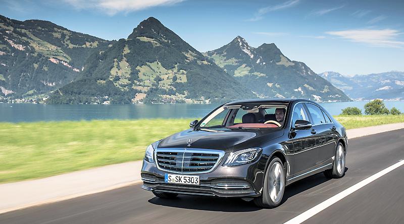 Mercedes-Benz empezó el segundo semestre del año con fuerza