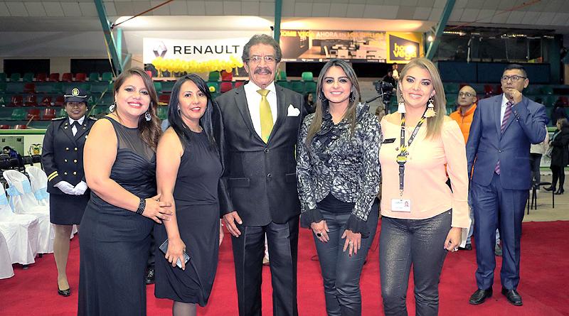 Renault auspició elección de la Reina del Cantón Rumiñahui
