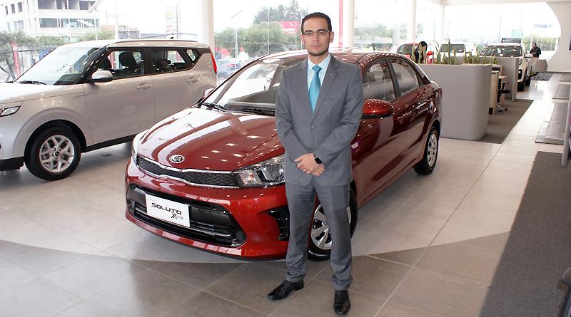 Kia Motors presentó el nuevo sedán Soluto Xcite 2020