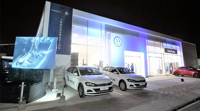 Volkswagen inaugura nuevo Concesionario en Guayaquil