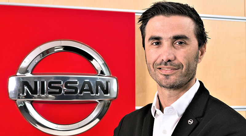 Luis Alberto Pérez Ettedgui, nuevo director de Marketing Nissan Latam