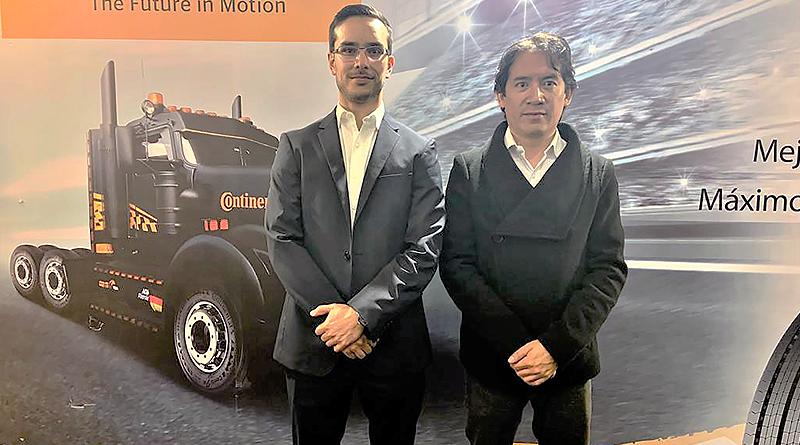 Continental Tire Andina está en la Expo Transporte 2019