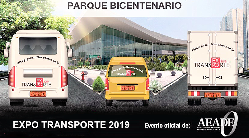 El Bicentenario recibe esta semana a la Expo Transporte 2019