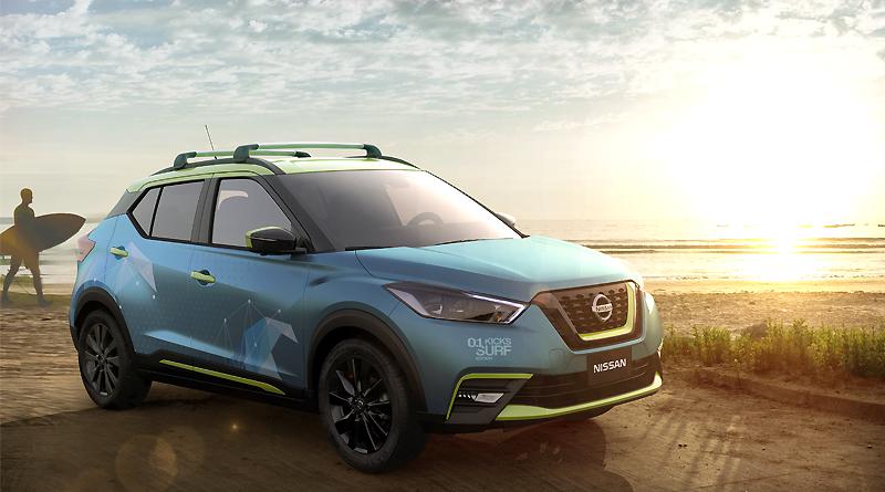 Nissan Kicks celebra tres años de una historia sorprendente