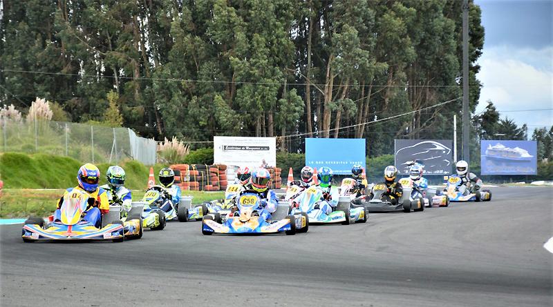 Pilotos ecuatorianos irán a la 'Rok Cup Super Finals 2019' en Italia