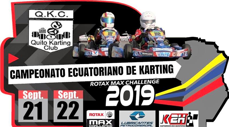 Penúltima fecha del Rotax Max Challenge se corre este fin de semana