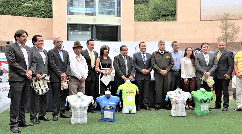 Vuelta Ciclista al Ecuador 2019, Edición 36, iniciará el 5 de octubre