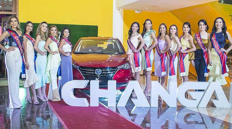 Las candidatas al cetro de Quito se subieron en #ElAutoDeLaReina