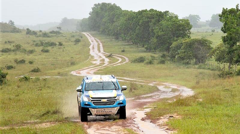 Podio para el equipo Chevrolet Dakar en el Rally RaidColombiano