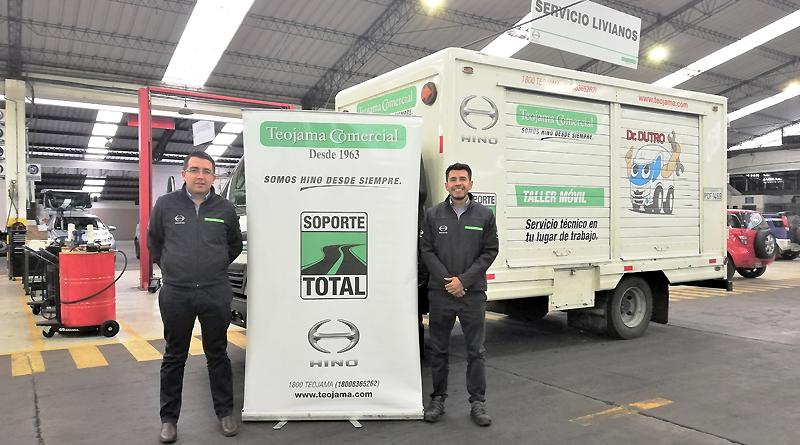 Teojama Comercial aumentó en 15% su servicio de talleres móviles