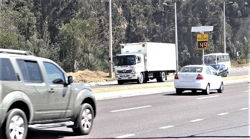 La AMT confirma daños en 11 foto radares de Quito
