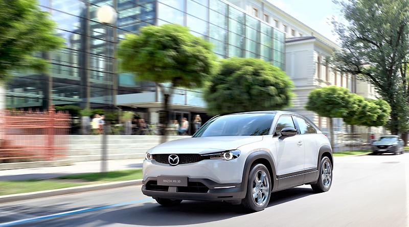 Mazda MX-30: un eléctrico centrado en el ambiente y en el conductor