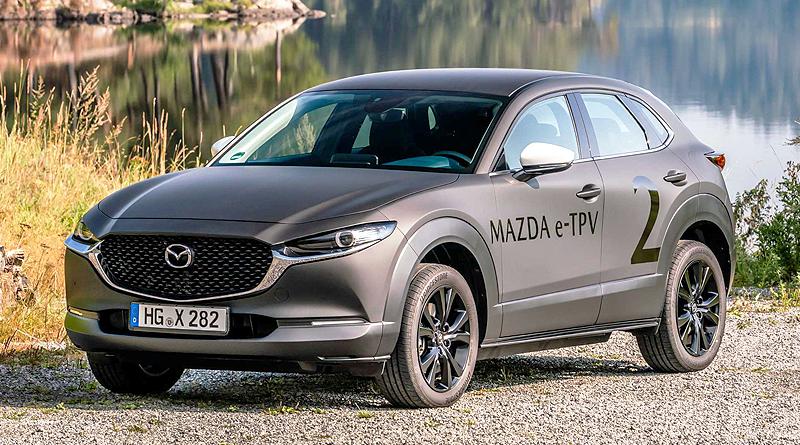 El nuevo vehículo 100% eléctrico de Mazda será presentado en Tokio