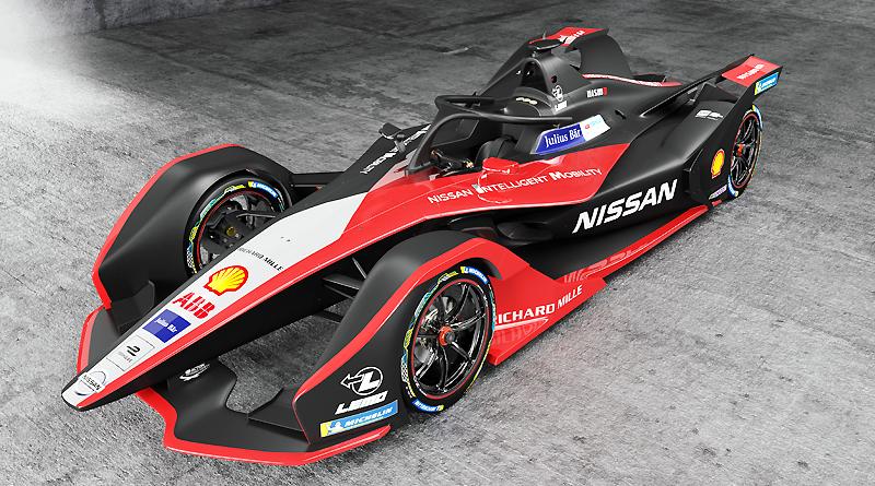 El Fórmula E de Nissan se vestirá de kimono para su segunda temporada