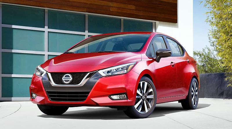 El nuevo Nissan Versa pronto estará en Latinoamérica