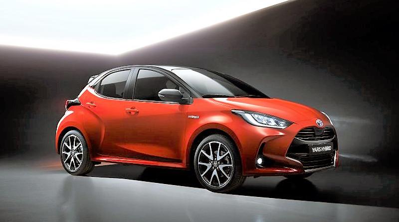 Nuevo Toyota Yaris híbrido estrena plataforma y diseño más musculoso