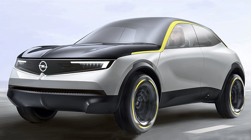 Opel Concept GT Xperimental: pequeño y futurista SUV eléctrico
