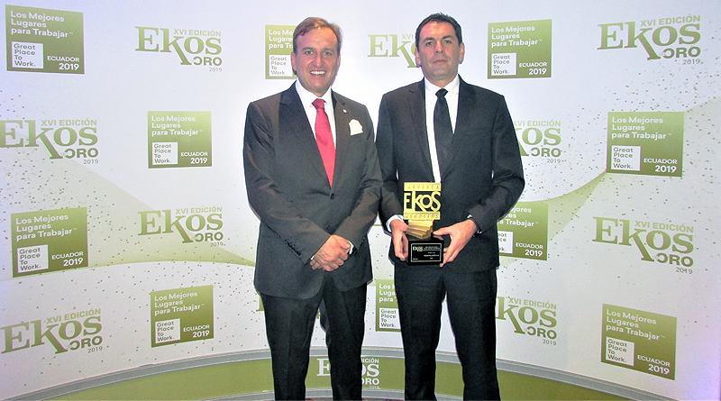 Renovallanta de Continental fue galardonada con Premio Ekos de Oro