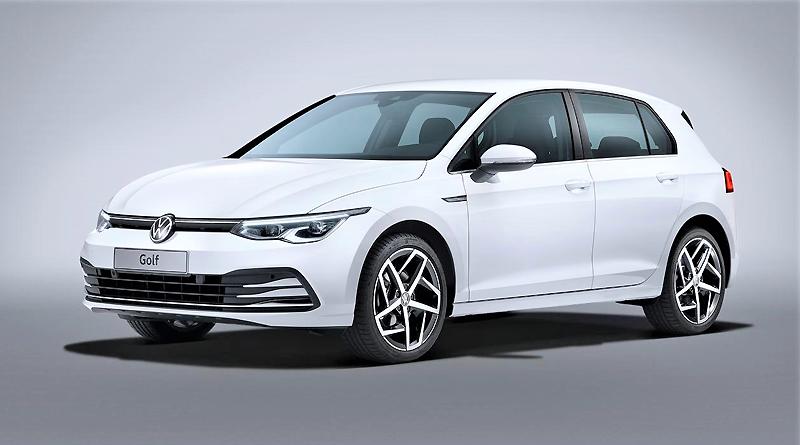 El nuevo Volkswagen Golf 8: digitalizado, conectado e inteligente
