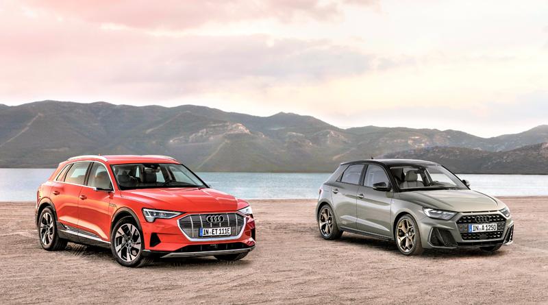 """Audi A1 y Audi e-tron ganan sus clases en premios """"Volante de Oro"""""""