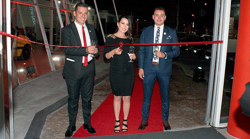 Autocor inaugura su tercera agencia en la ciudad de Quito