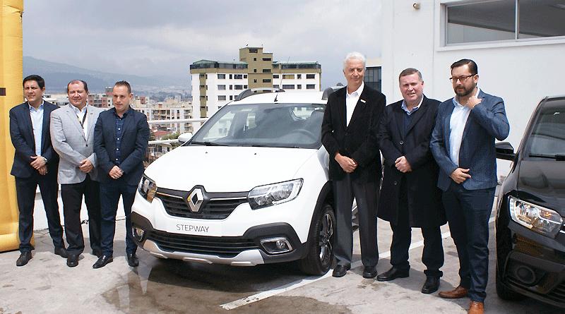 Renault Ecuador presenta renovado portafolio con sus modelos 2.020