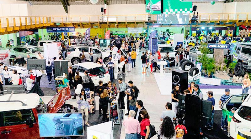"""""""Expo Show Automotriz 2019"""" se realizará en Guayaquil"""
