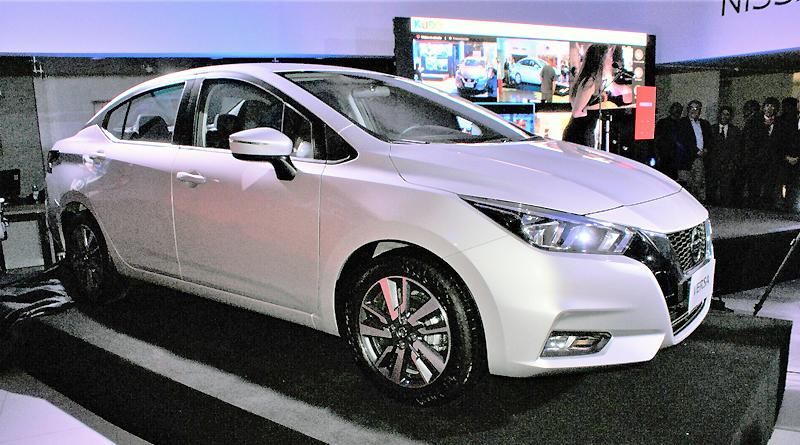 El nuevo Nissan Versa llega a Ecuador con Automotores y Anexos