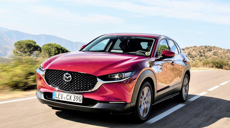 """El Mazda CX-30 gana el premio """"Volante de Oro 2019"""""""