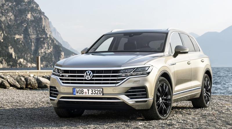 Volkswagen completa la gama de Touareg con un exclusivo motor V8