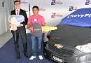 Nuevo Gerente de Chevyplan entrega autos en Guayaquil