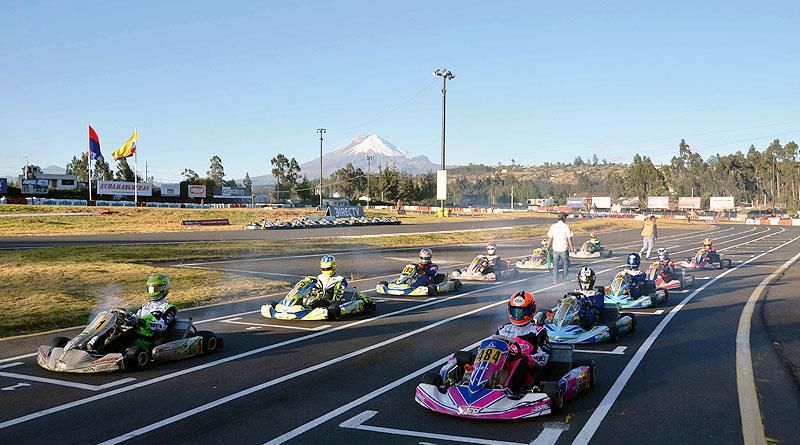 Karting: la Rok Cup Ecuador 2020 está por empezar