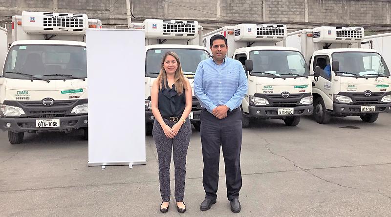 Teojama Comercial completa entrega de 60 camiones a ToniCorp