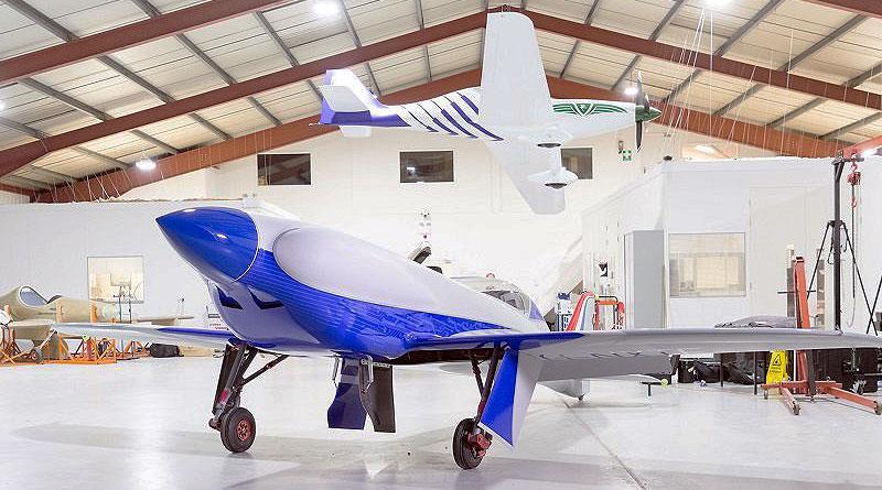 Avión eléctrico de Rolls-Royce sería el más rápido