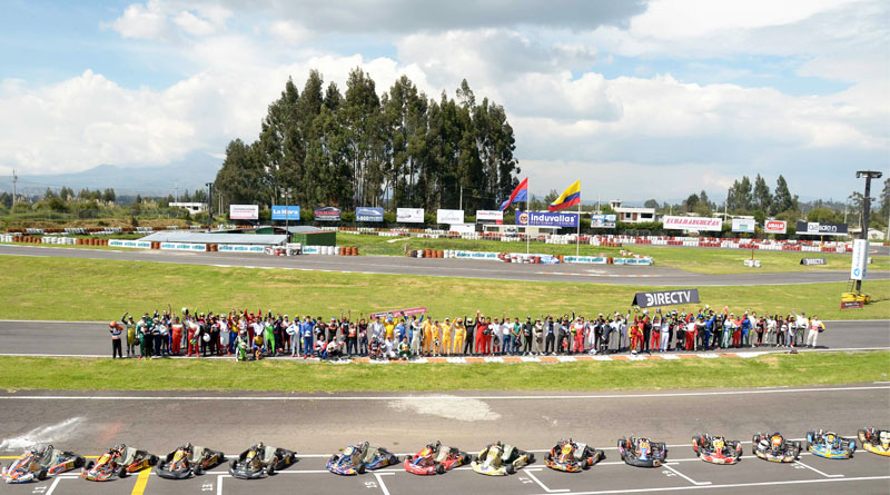 El Kartódromo Cotopaxi cerró el 2019 con carrera de 6 horas