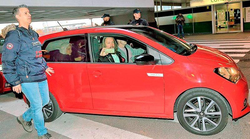 Cumbre COP25: el auto eléctrico que usa Greta Thunberg en Madrid