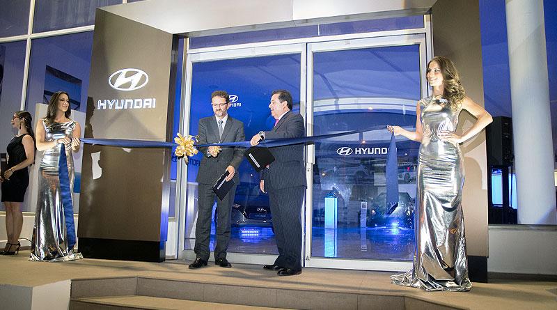 Hyundai en Ecuador cierra el 2019 con 26 concesionarios renovados