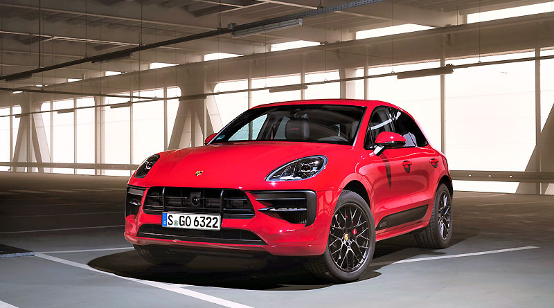 Nuevo Porsche Macan GTS: el más deportivo de la familia