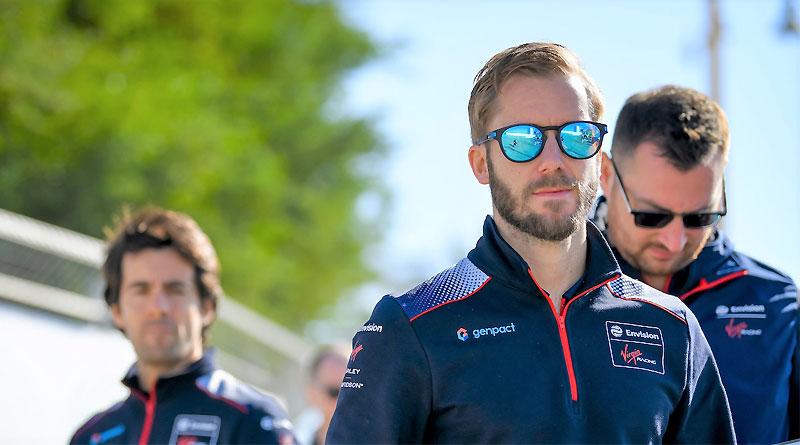 Fórmula E: Charla con Sam Bird, piloto de Envision Virgin Racing